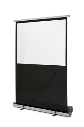 Nobo 1901956 Portable Floorstanding Projection Screen 1620 x 1220mm