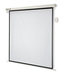 Nobo 1901973 Electric Projection Screen 2400 x 1800mm