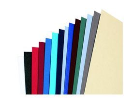 GBC 4400015 Leathergrain Binding Covers
