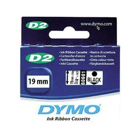 Dymo 61910 19mm Clear Tape