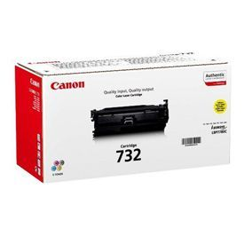 Canon 732 Yellow Toner Cartridge
