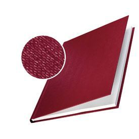Leitz 73930028 Hardcover Linen Finish 10Pk