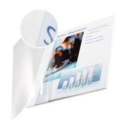 Leitz 73990001 Softcover Linen Finish 10Pk