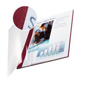 Leitz 73990028 Softcover Linen Finish 10Pk