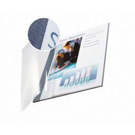 Leitz 74150035 Softcover Linen Finish 10Pk