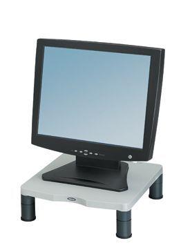 Fellowes 91712 Classic Standard Monitor Riser Platinum