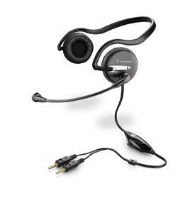 Plantronics Audio 345 Headset