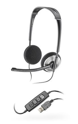 Plantronics Audio 478 Headset