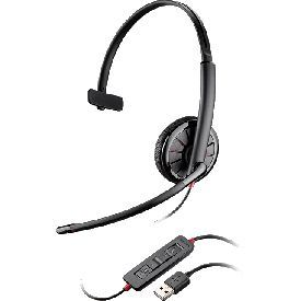 PLANTRONICS Blackwire C315-M Mono Headset NC