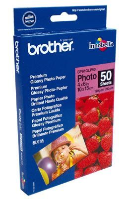 Brother BP61GLP50 Glossy Paper 50