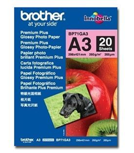 Brother BP71G A3 Glossy Paper