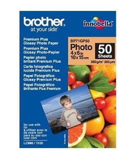 Brother BP71GP50 Glossy Paper