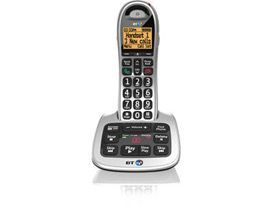 BT BT4500 Big Button Dect Telephone with Answer Machine