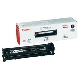Canon 716 Black Toner Cartridge 2.3K