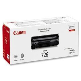 Canon 726 Black Toner Cartridge