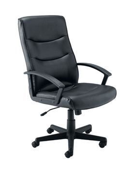 Canasta II Leather Look Chair