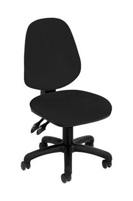 Concept Deluxe Operator Chair Charcoal