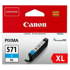 Canon CLI-571 XL Cyan Ink Cartridge