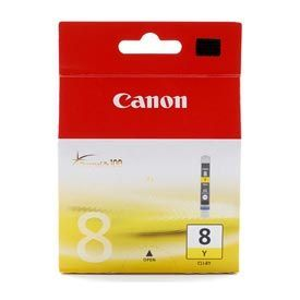 Canon CL-I8Y Yellow Inkjet Cartridge