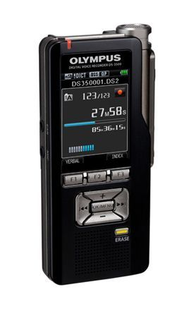 Olympus DS-3500 ODMS Pro Digital Voice Recorder