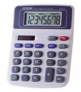 Aurora DT210 Desk Calculator