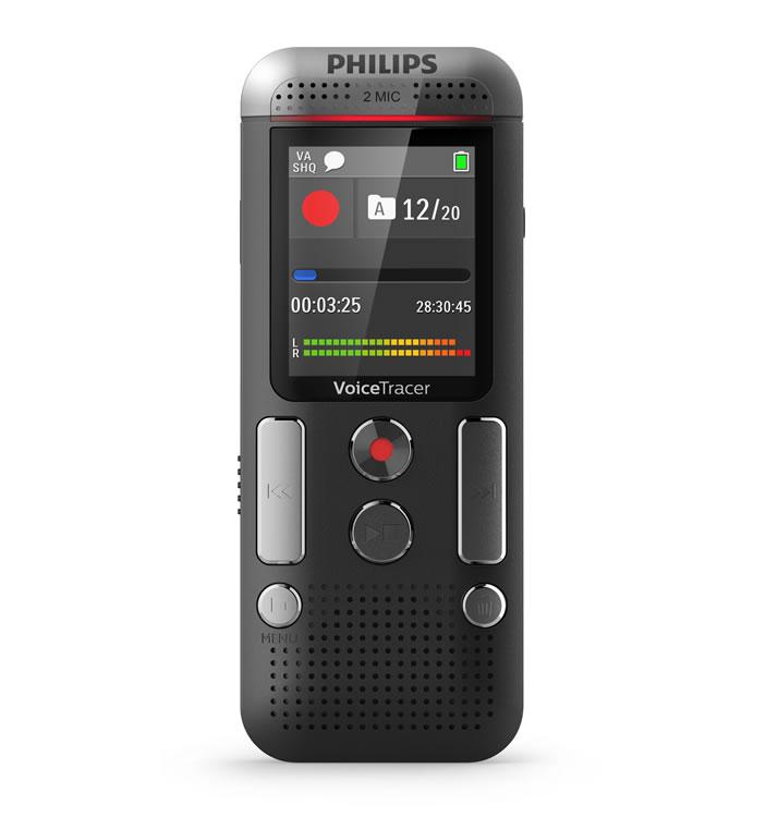 Philips DVT2510 Digital Voice Tracer