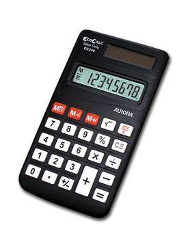 Aurora EC240 Handheld Calculator