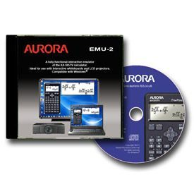 Aurora EMU-2 Software