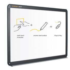 Bi-Bright eRedplus Multitouch Interactive Whiteboard 96 inch