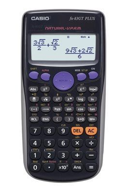 Casio FX-83GT Scientific Calculator