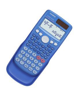 Casio FX-85GT Scientific Calculator Blue