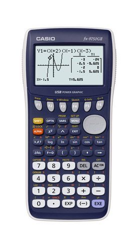 Casio FX-9750II Graphic Calculator