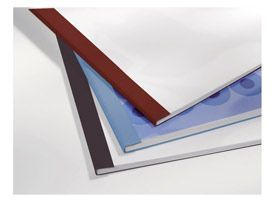 GBC IB451638 Leathergrain Thermal Binding Covers
