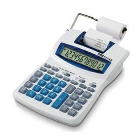 Ibico 1214X Print Calculator