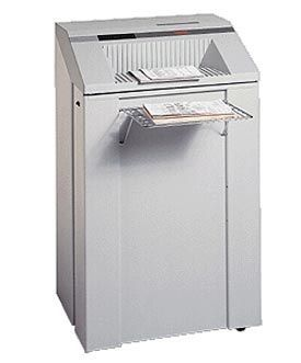 Intimus 007SE 0.5x9.5mm Cross Cut Shredder