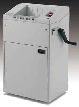 Kobra 260 HS-2 Cross Cut Shredder