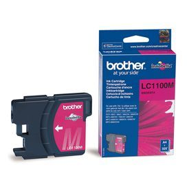 Brother LC1100M Magenta Cartridge