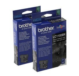 Brother LC1100 Twin Pack