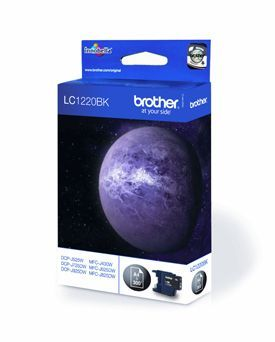 Brother LC1220BK Black Cartridge