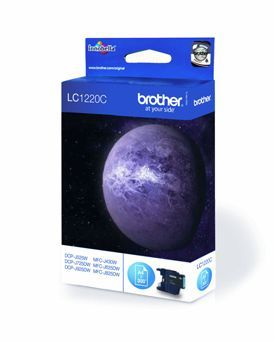 Brother LC1220C Cyan Cartridge