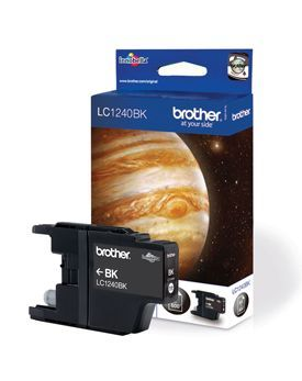 Brother LC1240BK Black Cartridge