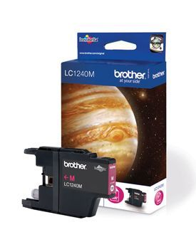 Brother LC1240M Magenta Cartridge