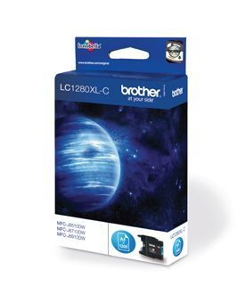 Brother LC1280C Cyan Cartridge