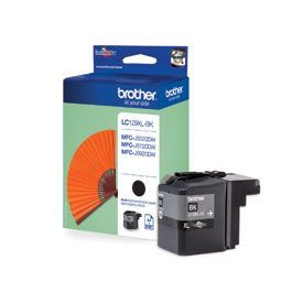 Brother LC129XLBK Black Cartridge