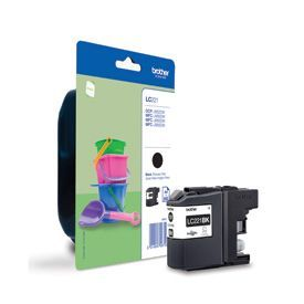 Brother LC221 Black Ink Cartridge
