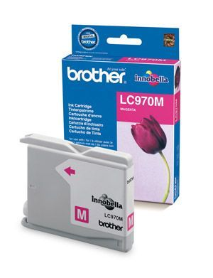 Brother LC970M Magenta Cartridge