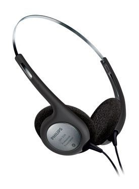 Philips LFH2236 Dual Headphone