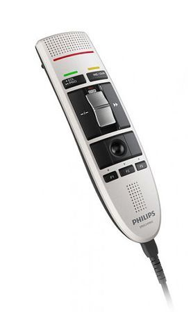 Philips LFH3215 SpeechMike III Classic INT plus SEP Software
