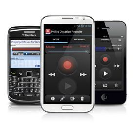 Philips LFH743 SpeechExec Dictation Hub iPhone License
