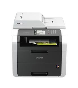 Brother MFC-9140CDN High Speed Colour Multifunction